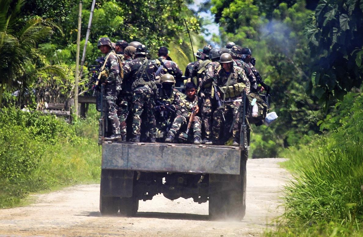 Más de 700 muertos en el conflicto con los yihadistas del EI al sur de Filipinas