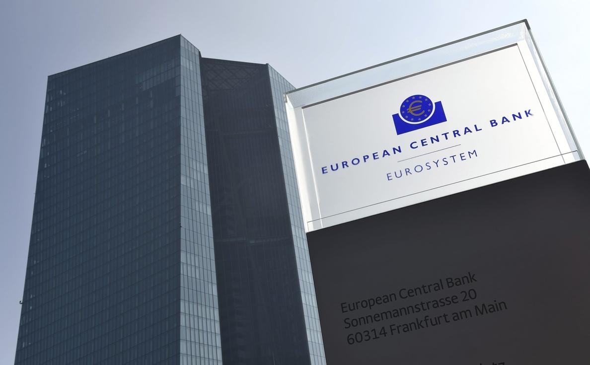 La banca española pide un 28% más de dinero al BCE