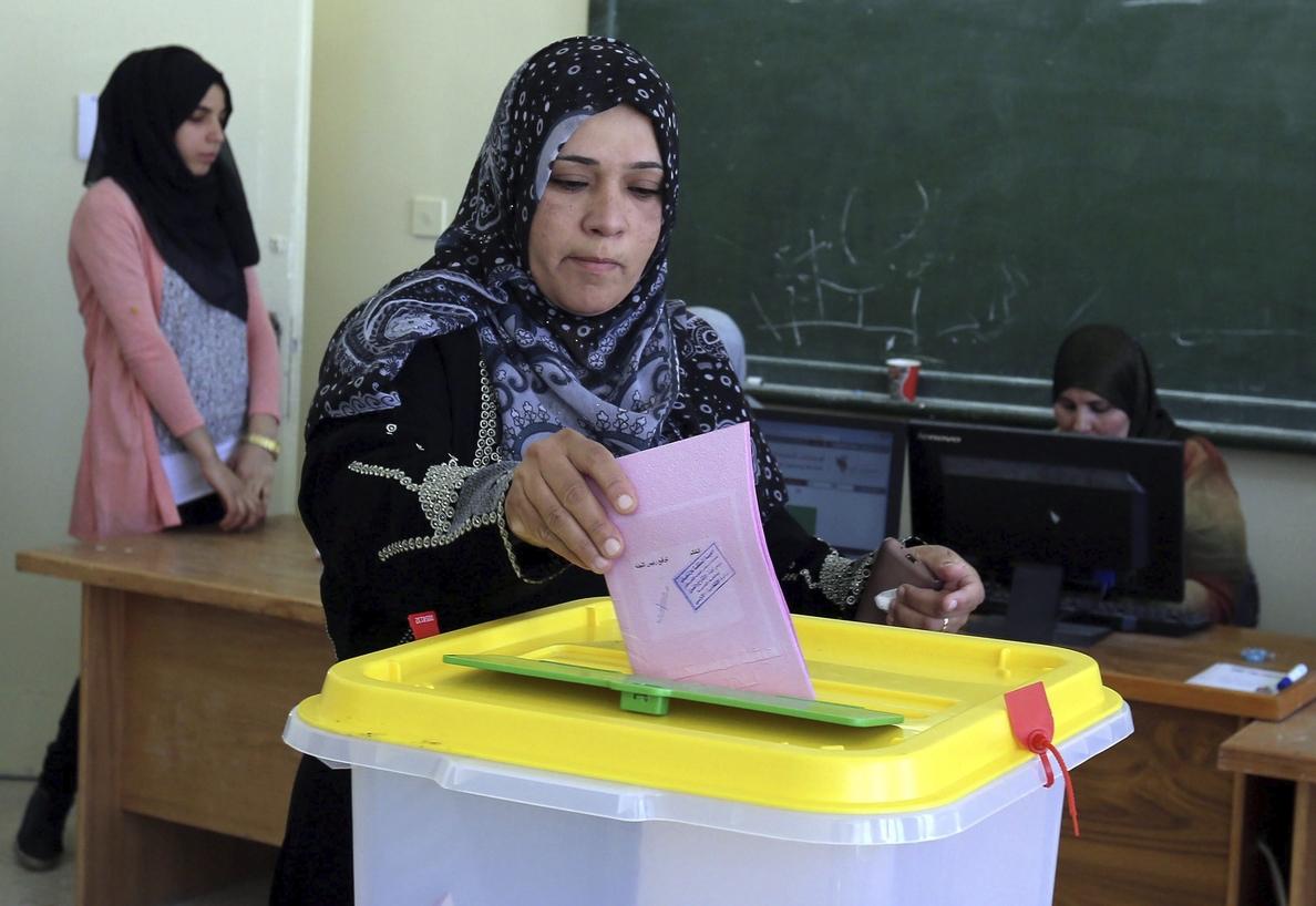 Jordania celebra sus primeras elecciones regionales