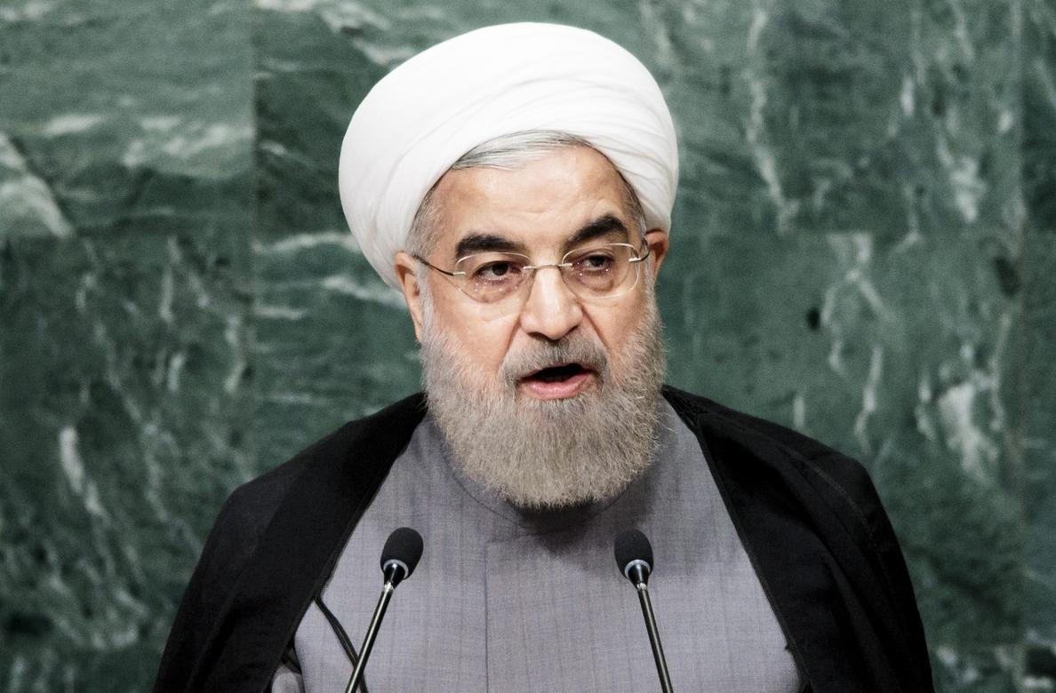 Rohaní advierte de la posible retirada del acuerdo nuclear si hay más sanciones