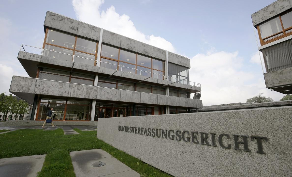 El TC alemán apelará ante el tribunal europeo el programa de compra de deuda del BCE