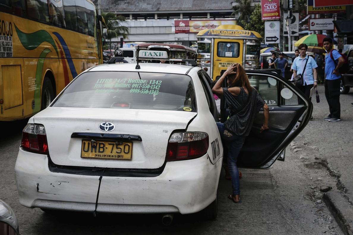 Uber exige revocar la sanción de un mes de inactividad en Filipinas