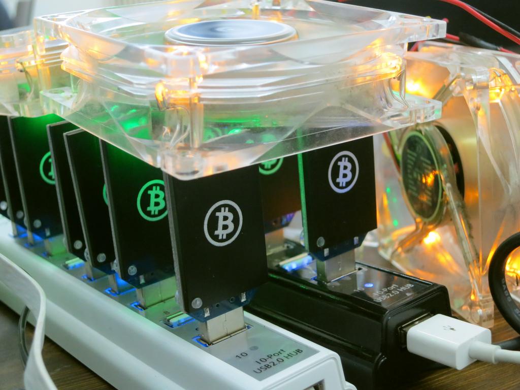 ¿Qué es la minería de criptomonedas? La moneda digital dispara los precios de las tarjetas gráficas