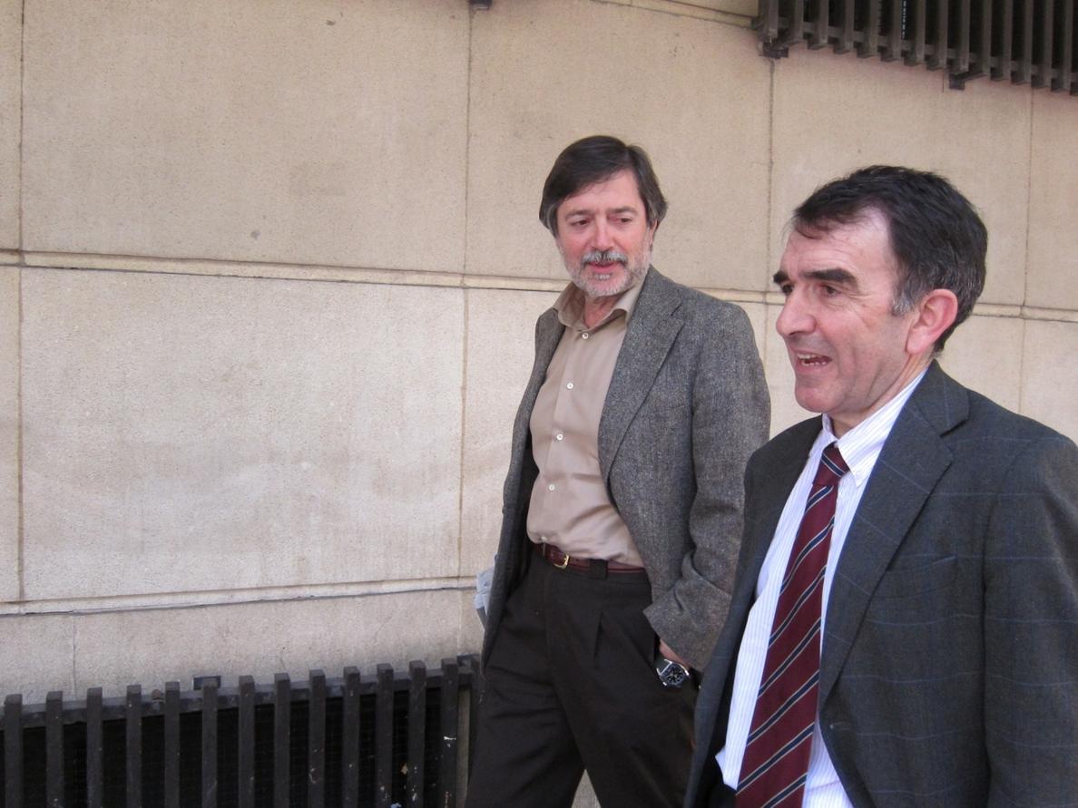 La Delegación del Gobierno en Cantabria prohíbe el recibimiento a Usabiaga a la salida de la cárcel de El Dueso