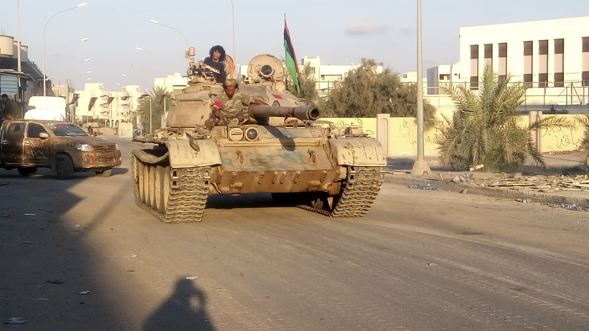 HRW denuncia que el Ejército Nacional de Libia ha cometido ejecuciones extrajudiciales