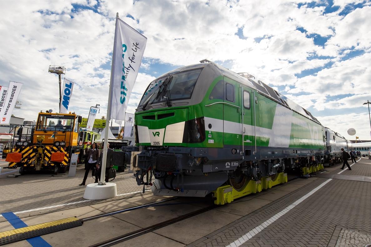 Deutsche Bahn encarga a Siemens el mantenimiento predictivo de sus locomotoras durante seis años