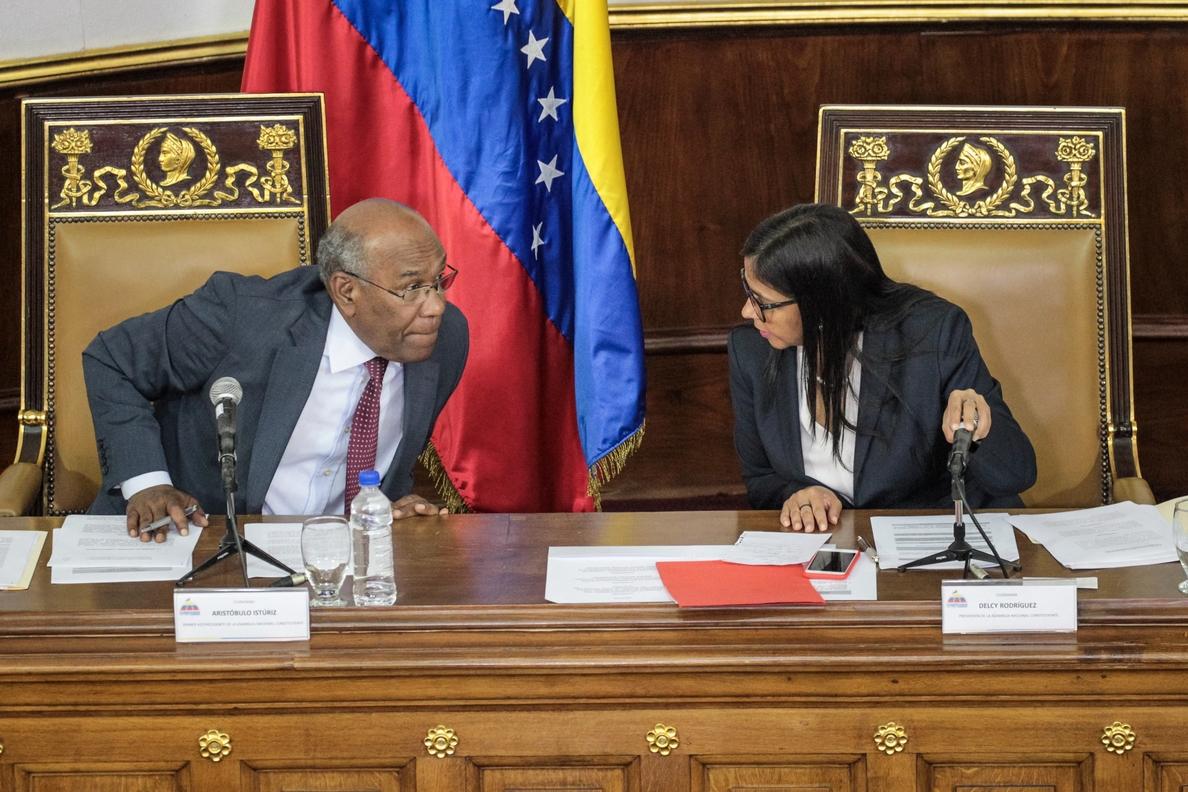 La Justicia venezolana se somete a la Constituyente chavista