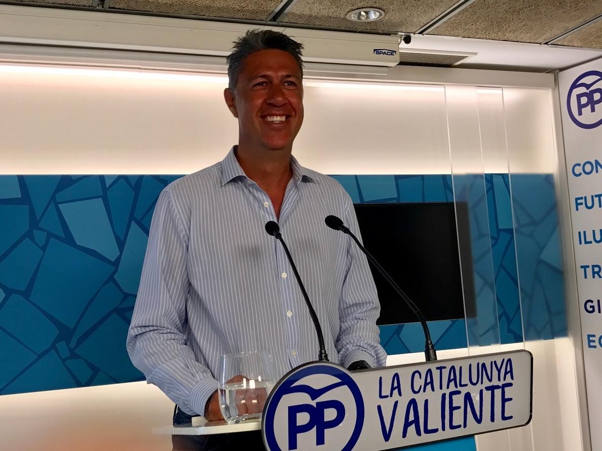 Albiol recuerda a Margarita Robles que el Gobierno de Zapatero llamó al Ejército para el conflicto con los controladores