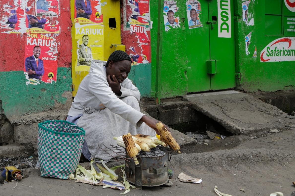 La UE reclama a la Comisión Electoral de Kenia que publique todas las actas