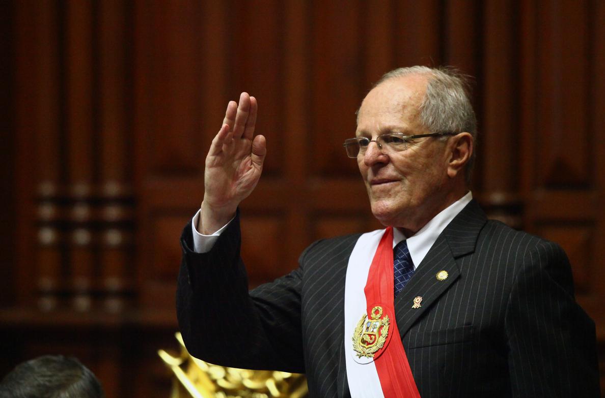 El presidente de Perú reiteró que no ha recibido nada de Odebrecht