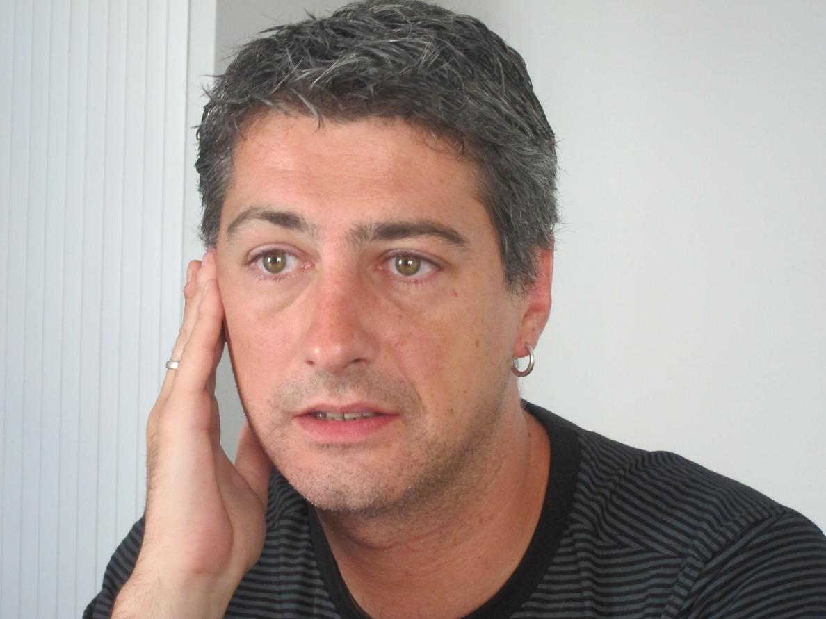 Alternatiba celebra que Rafa Diez abandone una prisión que «jamás debió de haber pisado»
