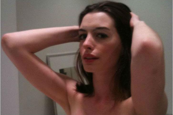 Se filtran fotos íntimas de Anne Hathaway tras un nuevo ataque hacker
