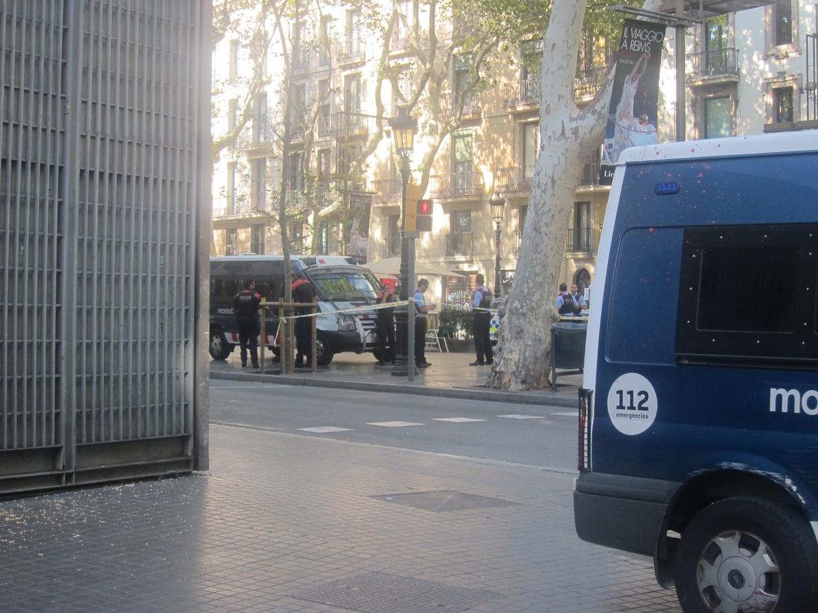 El atropello masivo en Barcelona replica el »modus operandi» de los atentados de Niza, Berlín o Estocolmo