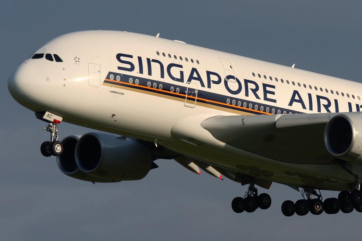 Bruselas autoriza la creación de una »joint venture» a Singapore Airlines y Moog Singapore