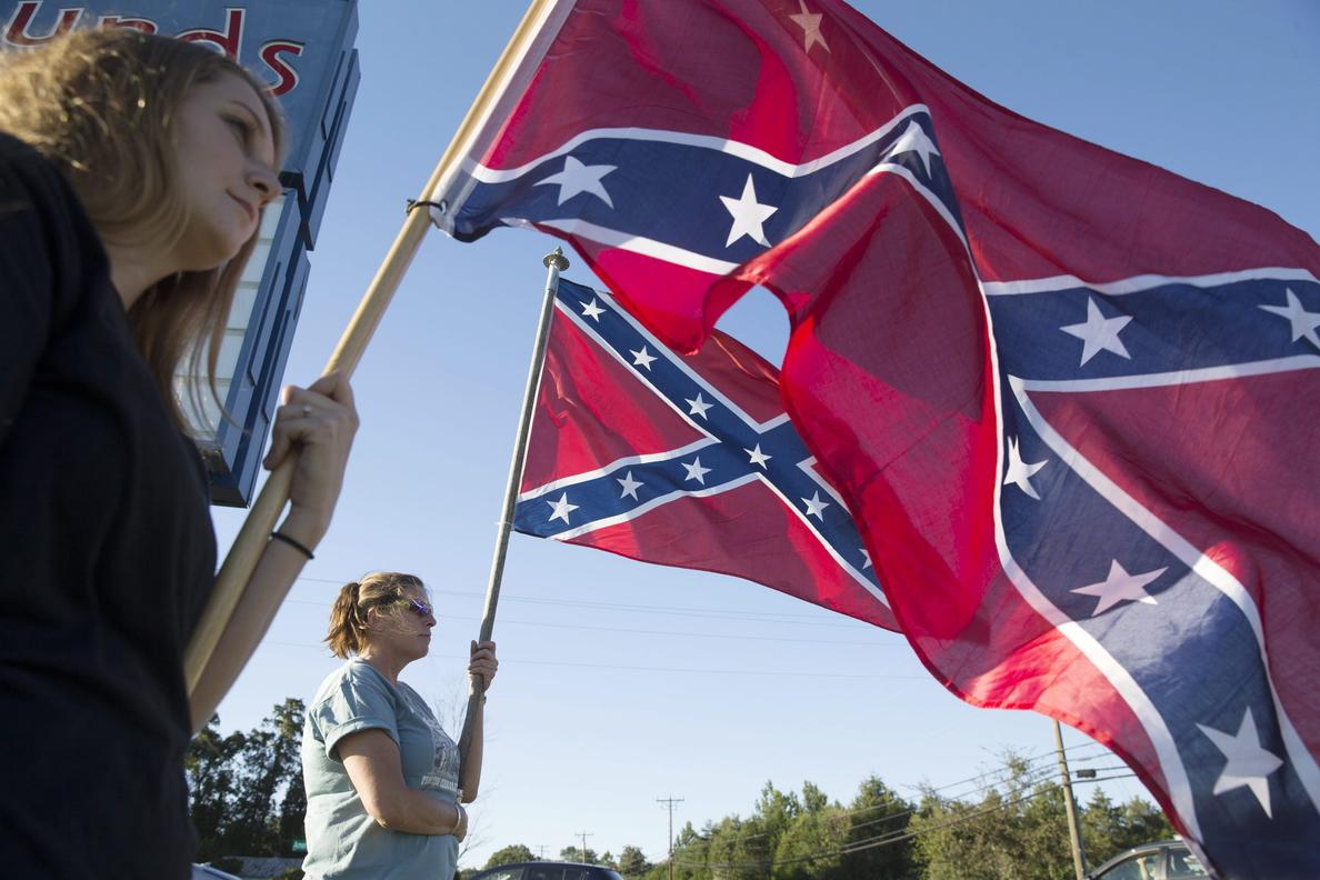 Charlottesville reabre el debate sobre la simbología confederada en EE.UU.