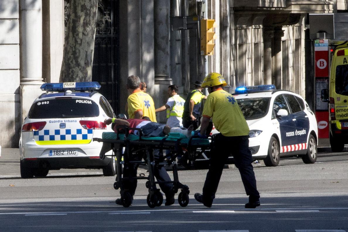 La Generalitat reúne de urgencia el Centro de Seguridad tras el atropello masivo