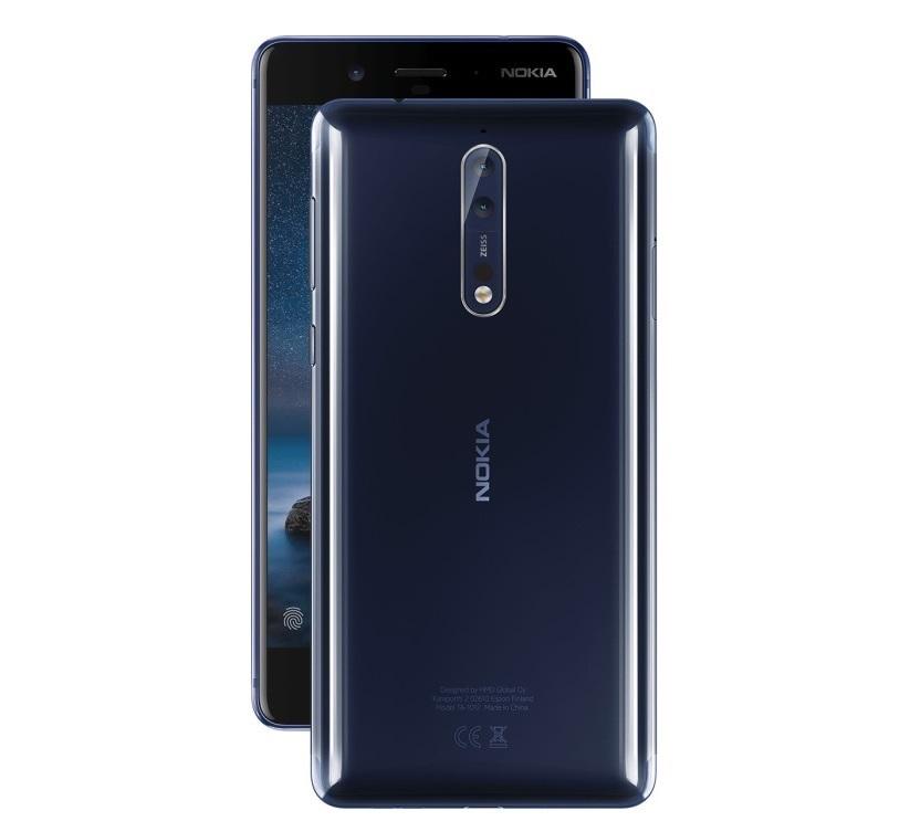 HMD apuesta por la doble cámara Zeiss para su nuevo Nokia 8