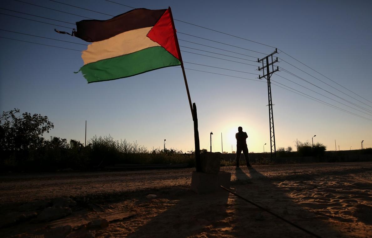 Un policía de Hamás y un atacante suicida muertos en un ataque en la Franja de Gaza