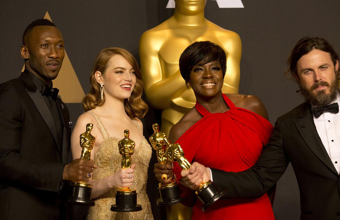 La actriz mejor pagada de Hollywood gana 40 millones menos que el actor mejor pagado