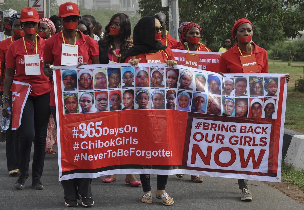Los diarios de las niñas de Chibok revelan las torturas que recibían de los terroristas