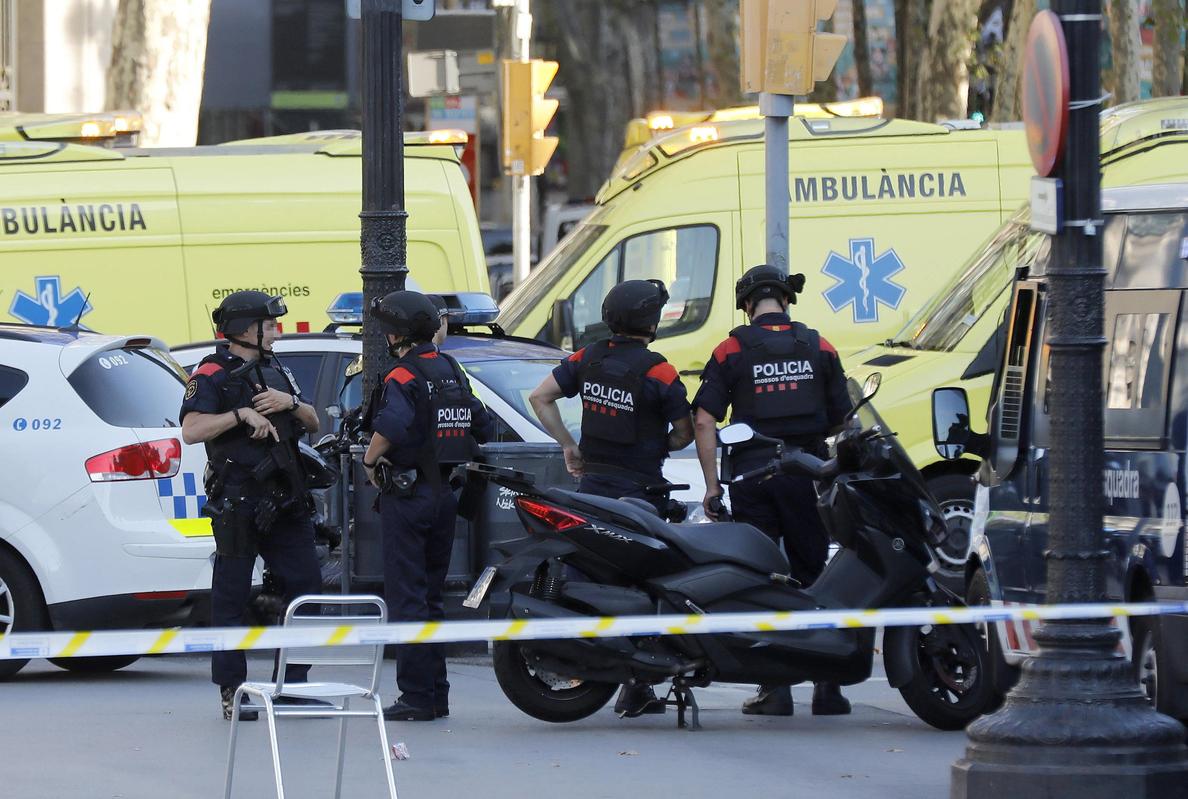 México expresa «enérgica condena» al atentado terrorista en Barcelona