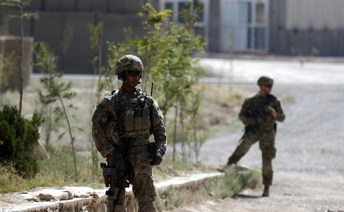 Muere un soldado de EE.UU. por heridas en un ataque contra el EI en Afganistán