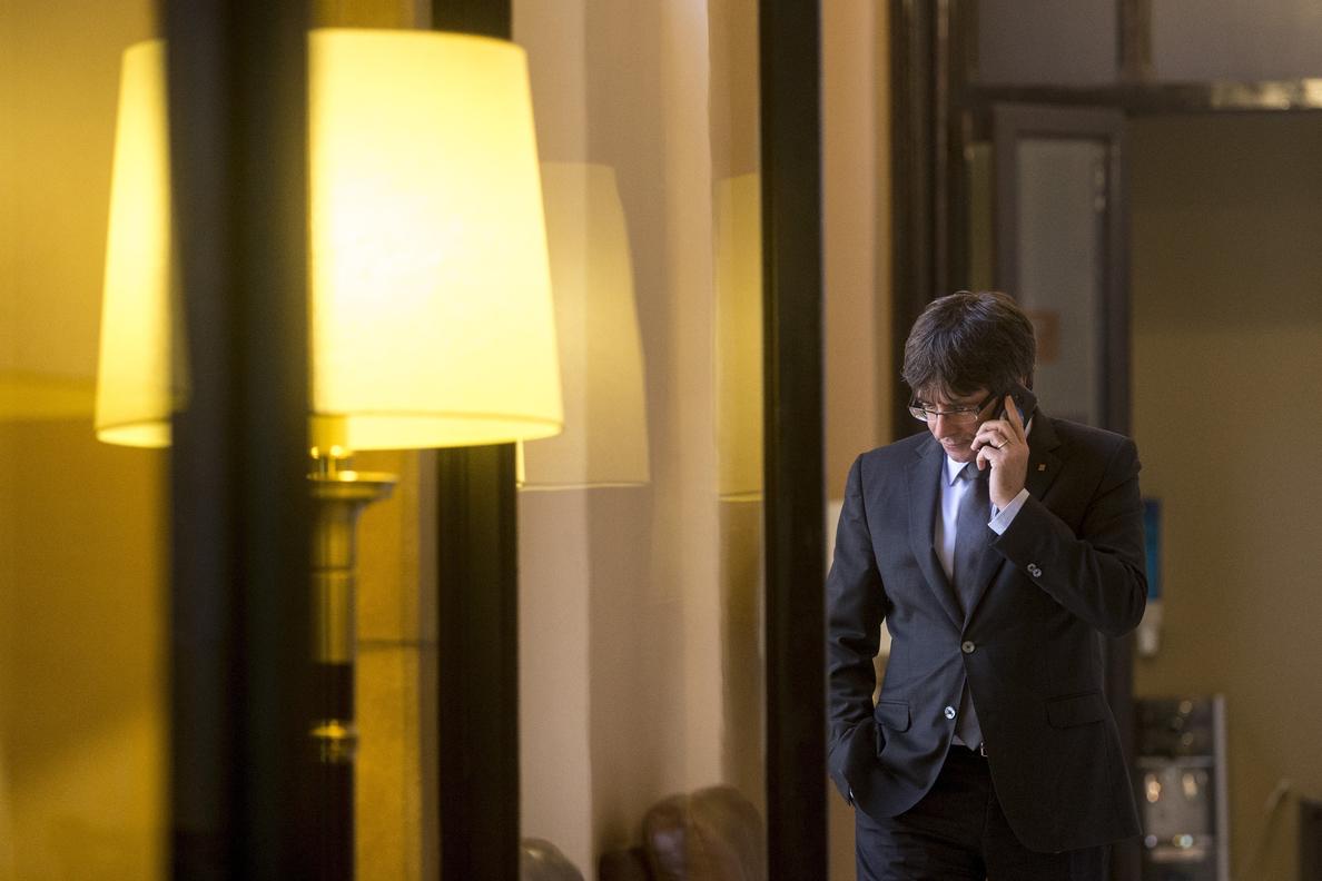 Puigdemont pide «prudencia» y «toda la atención a las víctimas» del atropello