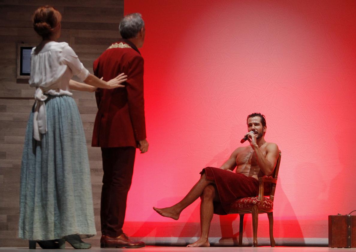 «Tartufo,el impostor» propone un final menos conformista que el de Molière
