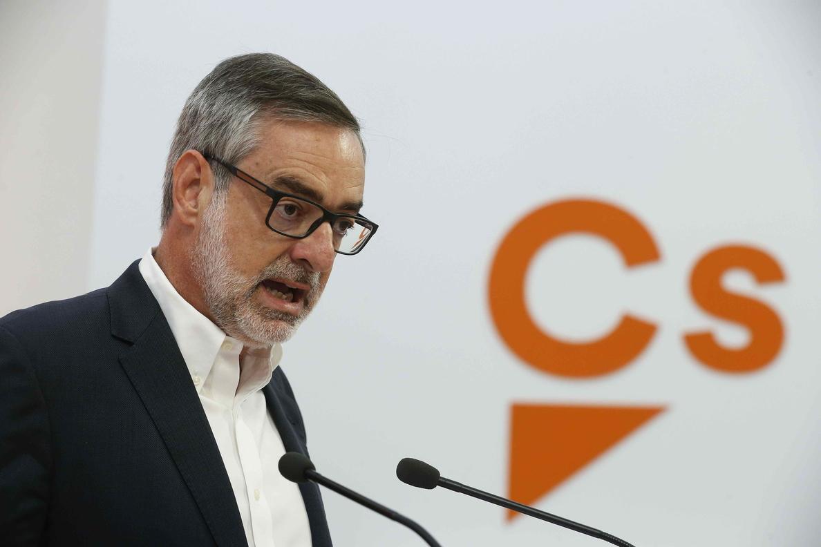 Villegas:el procés está llegando a su fin, choca con el muro de la democracia