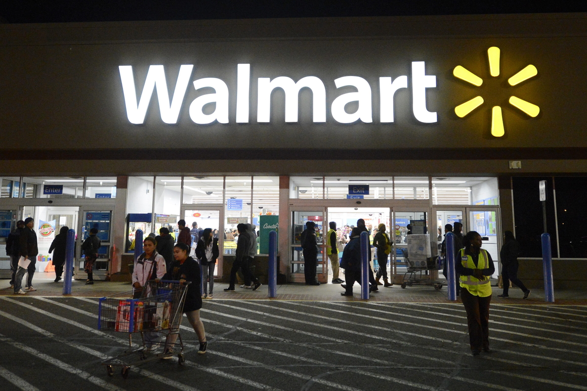 Walmart gana 5.938 millones de dólares hasta julio, un 13,3 por ciento menos