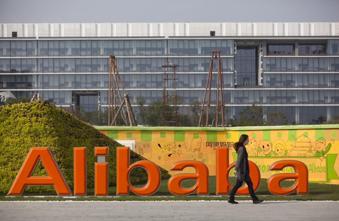 Los beneficios de Alibaba se disparan el 94 % en su primer trimestre fiscal