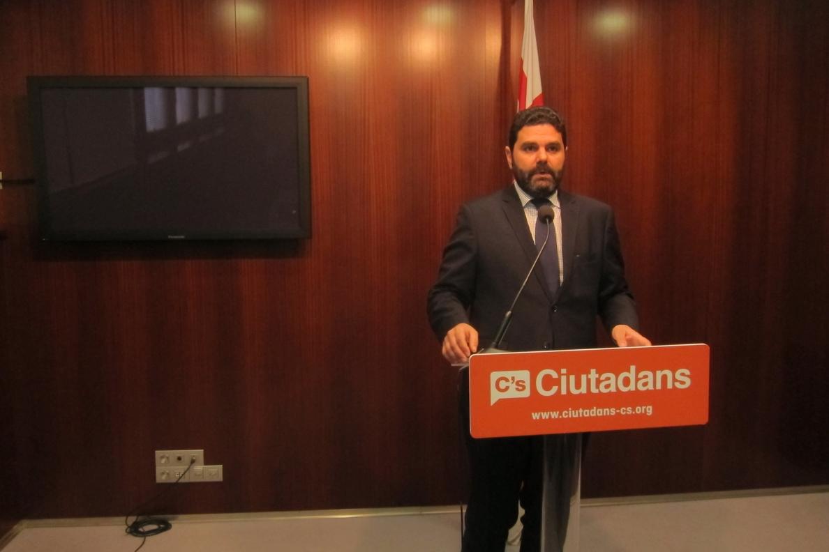 Ciudadanos elogia la labor de los Mossos y la Guardia Urbana desde «el minuto cero»