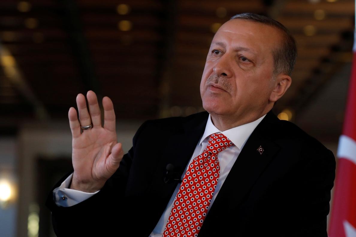 Erdogan subraya que el atentado en Barcelona es un ataque «contra los valores comunes de toda la Humanidad»