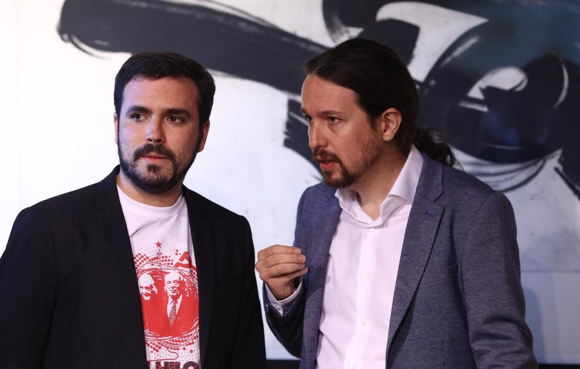 Unidos Podemos rechaza su plena integración en el Pacto Antiterrorista y prefiere seguir como observador