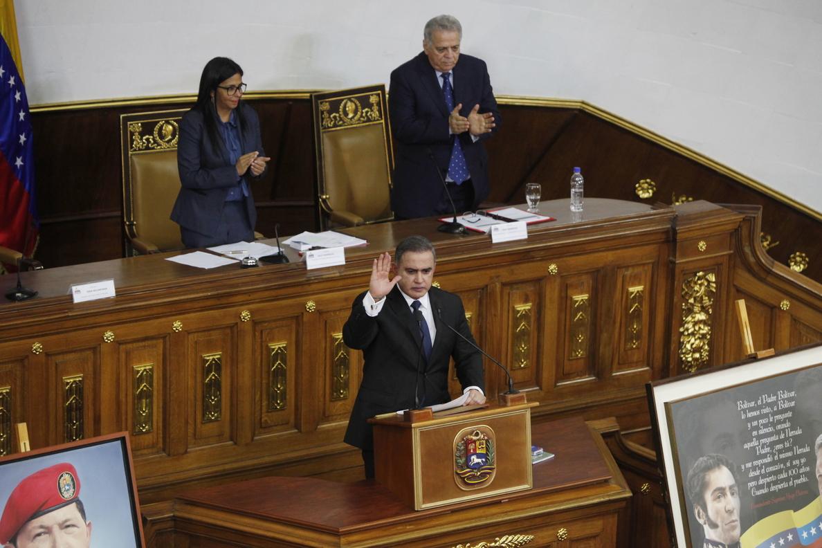 El fiscal general señala a Ortega Díaz como «autora intelectual» de las muertes en Venezuela