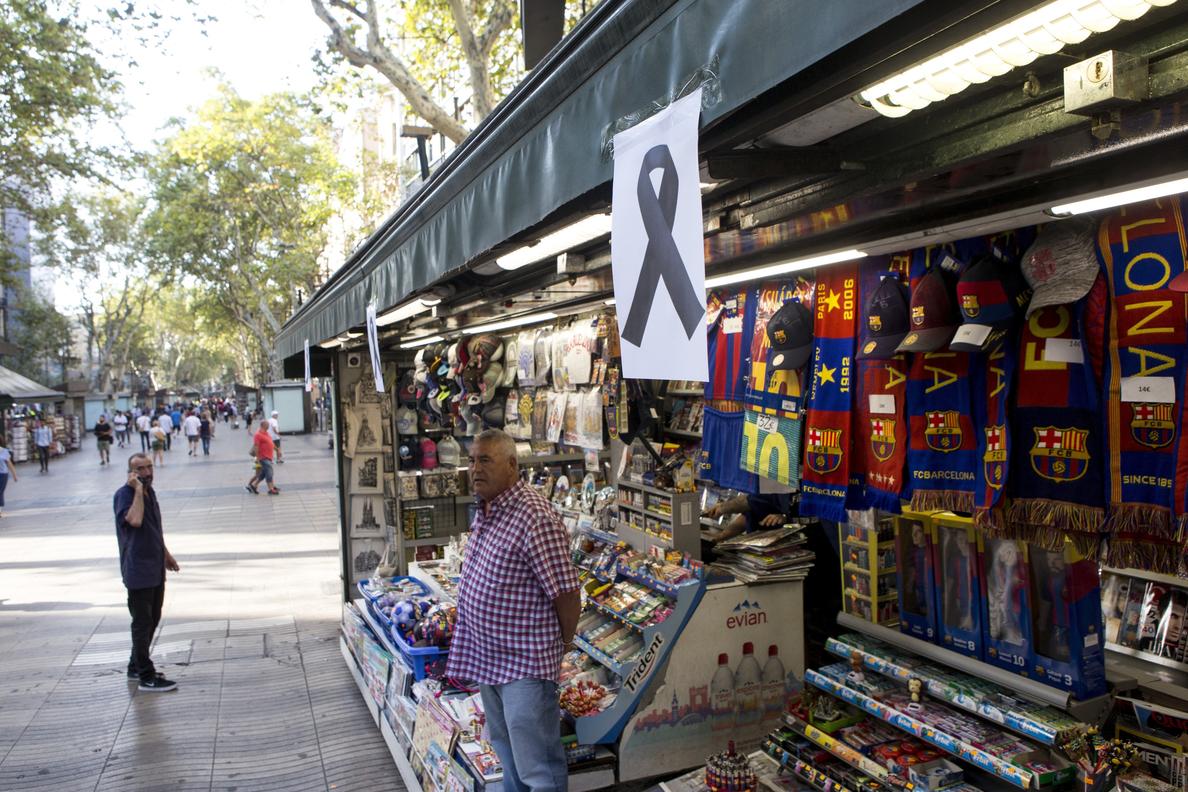 La prensa mundial recoge el «terror» provocado por los atentados en Cataluña
