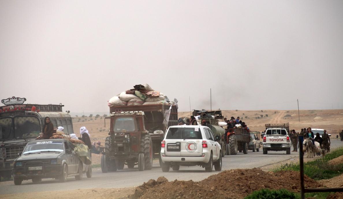 Mueren 24 civiles en un ataque de la coalición internacional en Al Raqa