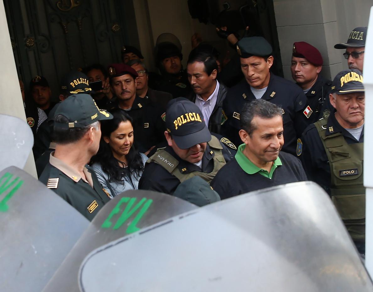 La ex primera dama Nadine Heredia denuncia desde la cárcel los fallos del sistema de justicia en Perú