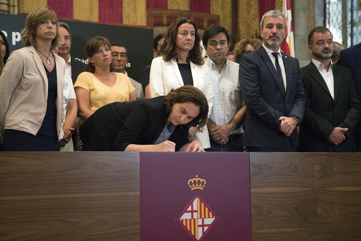 La Generalitat agradece la profesionalidad de mossos y equipos de emergencia