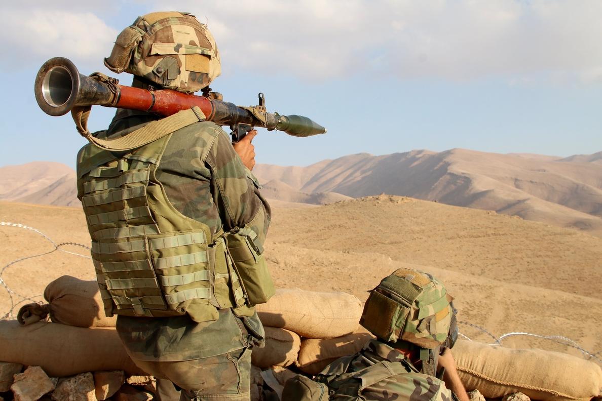 El ejército del Líbano anuncia una ofensiva contra el Estado Islámico en el este del país