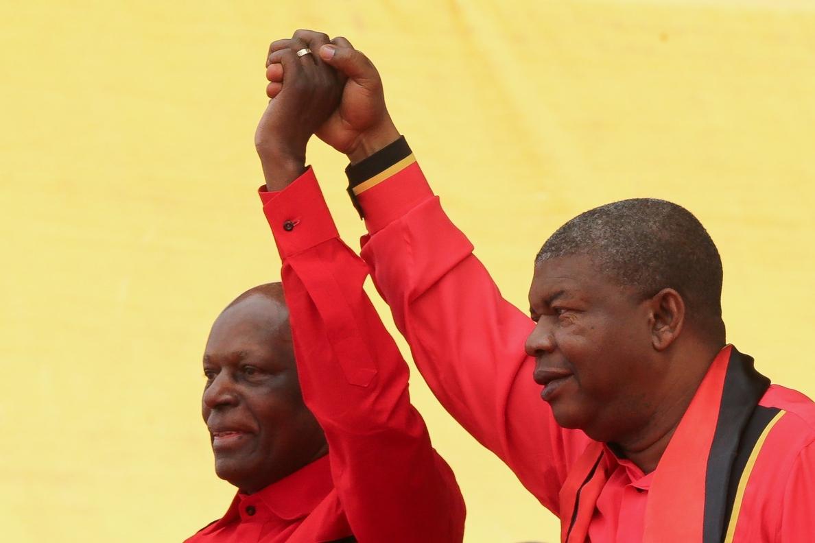 Angola celebra sus primeras elecciones sin Dos Santos, presidente desde 1979
