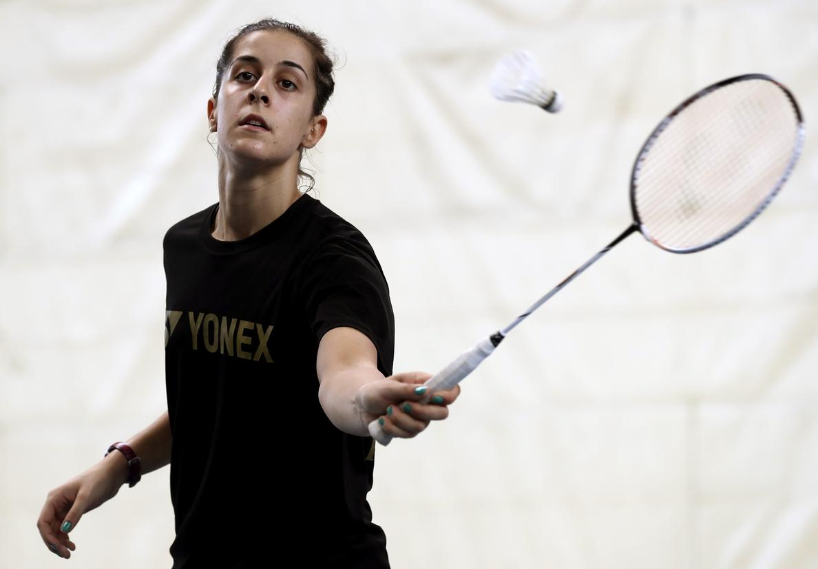 Carolina Marín busca hacer historia con su tercer oro consecutivo