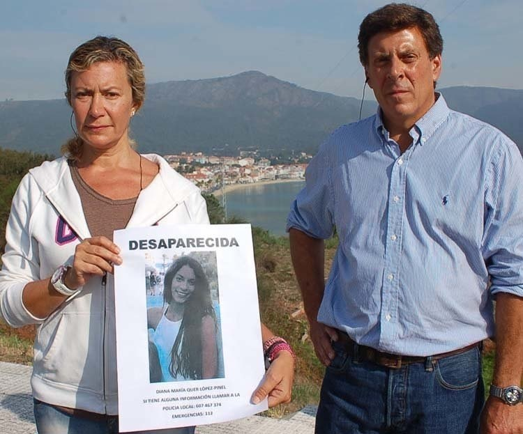Un año sin noticias de la joven Diana Quer y con la investigación encallada