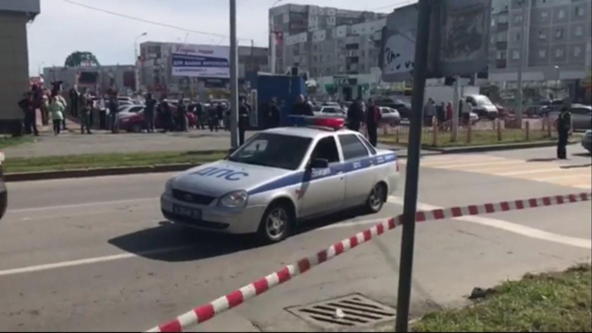 Rusia maneja todas las versiones del ataque con cuchillo que dejó 7 heridos