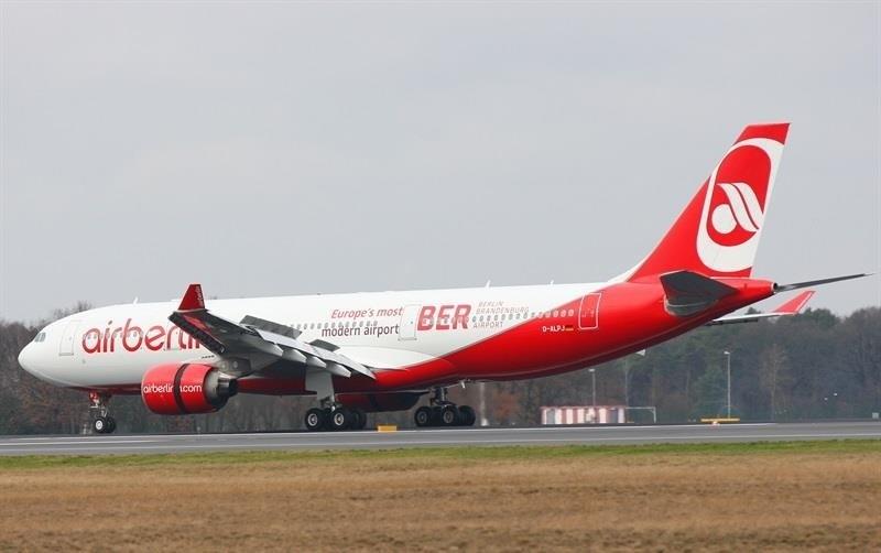 Alemania apoya a Lufthansa en la adquisición de activos de Air Berlin pero cierra la puerta a una fusión