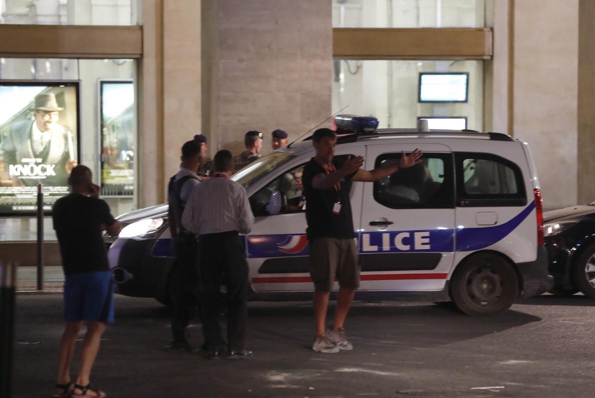 La Fiscalía francesa apunta a problemas psiquiátricos en los atropellos en Marsella
