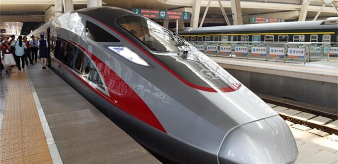 El tren más rápido del mundo comenzará a operar en China el próximo septiembre