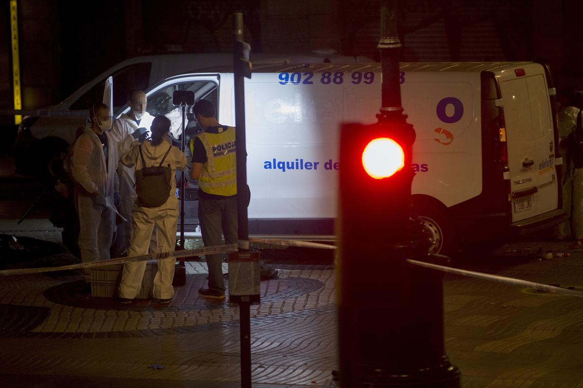 Identifican al autor del atentado y «todo apunta» a Abouyaaqoub, según las autoridades