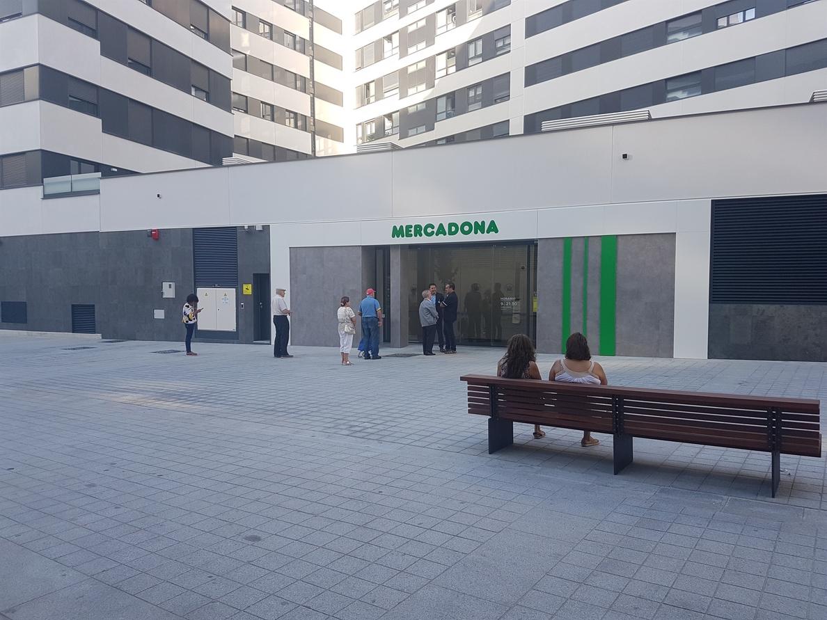 Mercadona invierte 3,1 millones en Madrid para adaptar tres supermercados al nuevo modelo de tienda eficiente