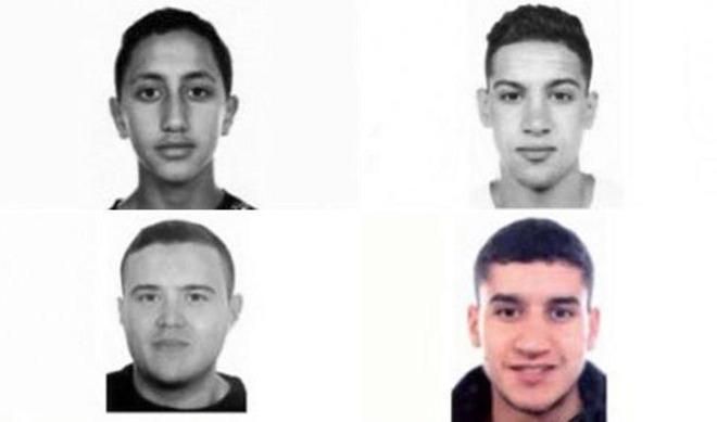 Identificado el autor del atentado en Barcelona, el único que aún permanece huido